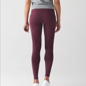 Lululemon all the right places size 6